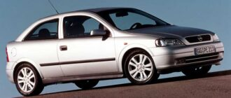 Блок предохранителей и реле Opel Astra G Opel Zafira A
