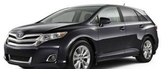 Блок предохранителей и реле Toyota Venza