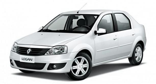 Блок предохранителей и реле Renault(Dacia) Logan 1