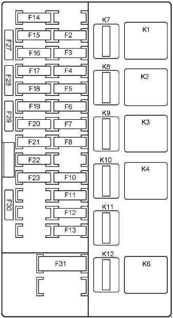Монтажный блок 1118-3722010-00