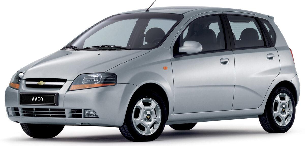 Блок предохранителей и реле Chevrolet Aveo T200