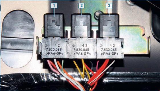 Реле системы управления двигателем