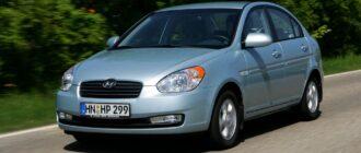 Блок предохранителей и реле Hyundai Accent, их описание