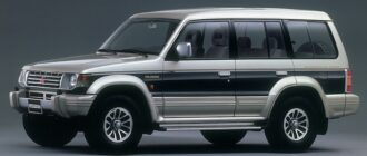 Блок предохранителей и реле Mitsubishi Pajero 2, их описание
