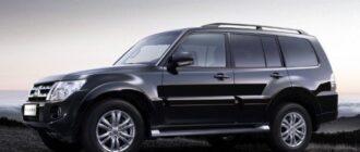 Предохранители и реле Mitsubishi Pajero 4, схема и описание