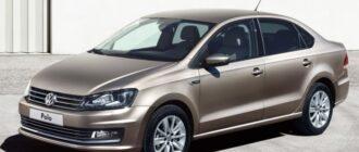 Блок предохранителей и реле Volkswagen Polo Sedan, их описание
