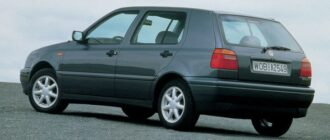 Блок предохранителей и реле в Volkswagen Golf 3, их описание