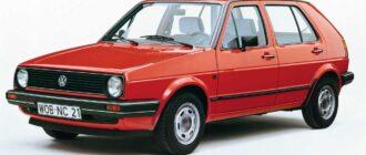 Блок предохранителей и реле Volkswagen Golf 2 (Jetta 2), их описание