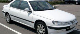 Предохранители и реле Peugeot 406, схема и описание