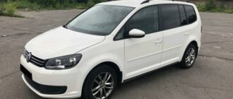 Предохранители и реле Volkswagen Touran, схема и описание
