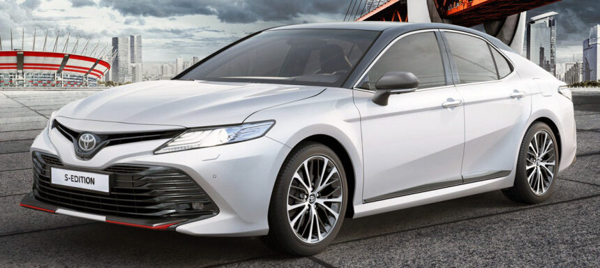 Предохранители и реле Toyota Camry XV70, схема и описание