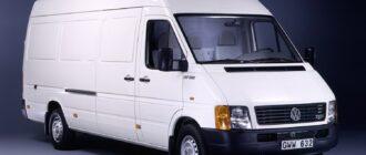 Предохранители и реле Volkswagen LT28, LT35, схема и описание