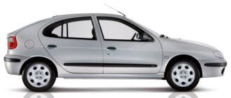 Предохранители и реле Renault Megane 1, Scenik 1, схема и описание