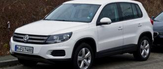 Предохранители и реле Volkswagen Tiguan, схема и описание