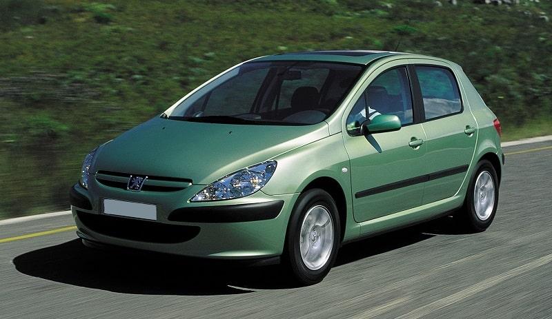 Предохранители и реле Peugeot 307, схема и описание