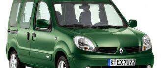 Предохранители и реле Renault Kangoo 1, схема и описание