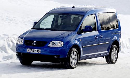 Предохранители и реле Volkswagen Caddy, схема и описание