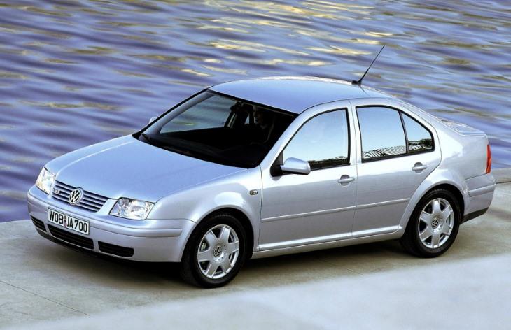 Предохранители и реле Volkswagen Bora, схема и описание