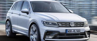 Предохранители и реле Volkswagen Tiguan 2, схема и описание