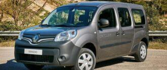 Предохранители и реле Renault Kangoo 2, схема и описание