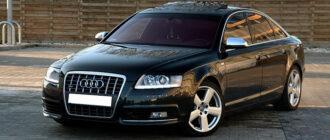Предохранители и реле Audi A6 C6, схема и описание