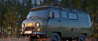 Предохранители и реле УАЗ 2206 Буханка, схема и описание